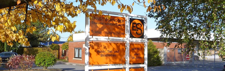 Bauunternehmen Soest ernst schröder bauunternehmen gmbh aus soest ernst schröder
